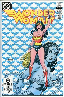 Wonder Woman #304 Polaris Dc Comics 1983 Nm
