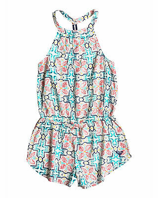 NEW ROXY™  Girls 8-14 Kahoolawe Romper Teens Summerwear