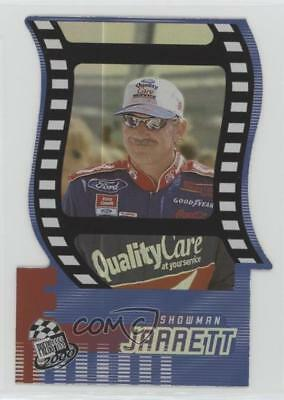 2000 Press Pass Showman Die-Cut #SM3 Dale Jarrett Racing Card