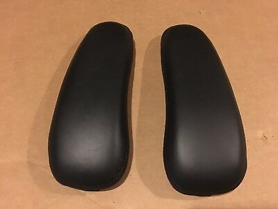 Herman Miller Aeron Chair Leather Arms Arm pads New