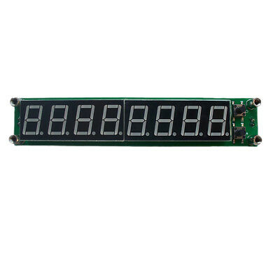 Green PLJ-8LED-H RF Signal Frequency Counter Cymometer Tester 0.1~1000MHz