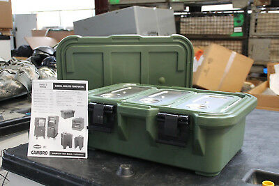 US Army Cambro Thermobox Isobox Feldverpflegung US Army Rieber Multicam ACU
