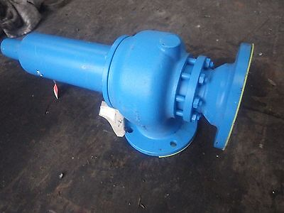 "66Psi, 4"" Pressure Relief Valve, New/unused."