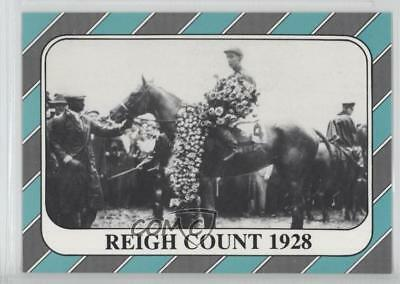 1991 Horse Star Kentucky Derby #54 Reigh Count MiscSports Card