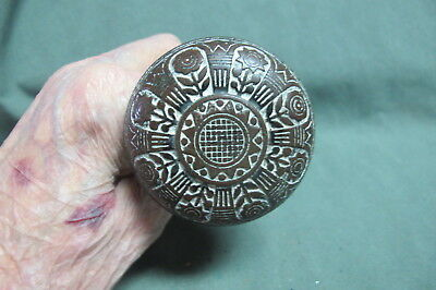 Antique Brass Fancy Door Knobs handles