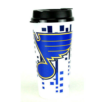 St Louis Blues 32oz Travel Mug