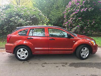 2007 56 Dodge Caliber 2.0TD SXT, LEATHER,TowBar,84kmiles,Family Business