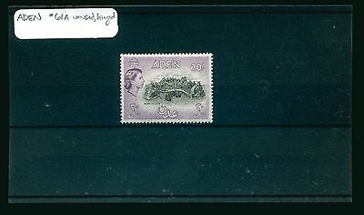 Aden Scott # 61A MH Mint Hinged Stamp #93519 X