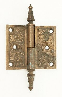 Victorian Hinge with Steeple Pin Top
