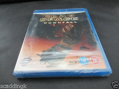 Blu Ray Dead Space Downfall Brand New Sealed