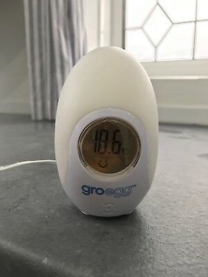 Gro Egg Digital Room Thermometer