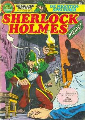 Sherlock Holmes (1975 series) #1 in Very Fine - condition. FREE bag/board