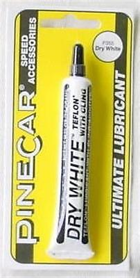 PineCar Pinewood Race Car Dry White PTFE Lubricant