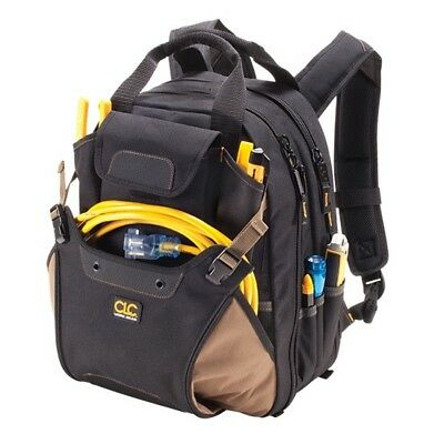 NWT CLC 1134 44 Pocket Deluxe Tool Backpack