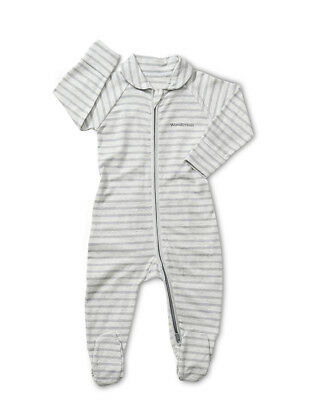 NEW Bonds Newbies Coverall Grey