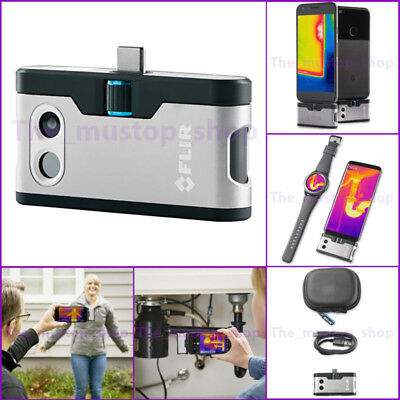 FLIR ONE (3rd Gen) 1080P Thermal Imaging Camera USB-C Attachment for Android App