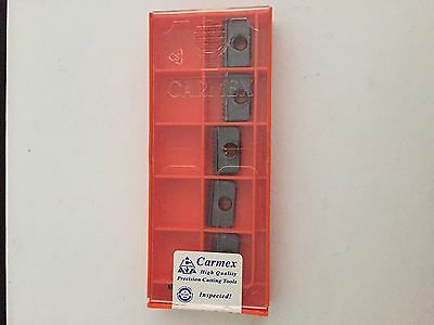 Carmex 21 I 12 UN MT7 Carbide Threading Inserts NEW Pack of 5