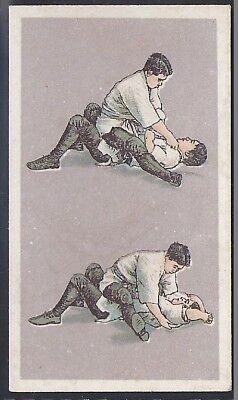 Wills Flag Issue-Jiu Jitsu-#20- Quality Card!!!