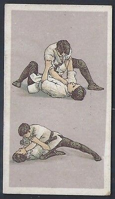 Wills Flag Issue-Jiu Jitsu-#31- Quality Card!!!