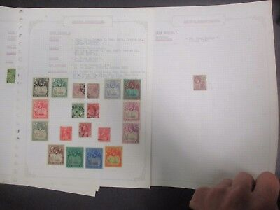ESTATE SALE: KGV collection on pages excellent mix   -   ALL STARTS @ $1  (3691)