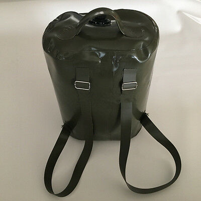 50L Collapsible TPU Fuel Backpack Bladder Petrol Diesel Tanks Water Storage Bag
