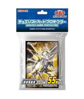 Yu-Gi-Oh! Revival of Great Divine Dragon Duelist Card Sleeve Protector 55p JAPAN