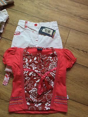 girls baby Lilliput out Fit, (2pieces),size 6-9months, new