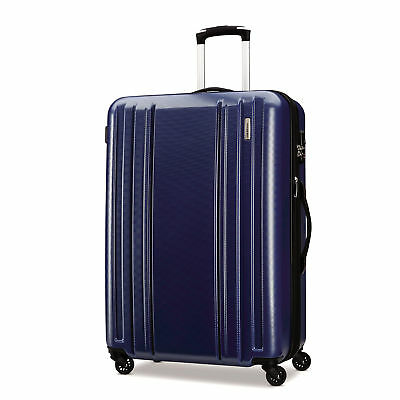 "Samsonite Carbon 2 28"" Spinner Luggage - Navi - New - Free Ship"