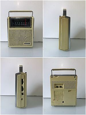 Vintage Panasonic Am Fm Transistor Radio Model Rf-564