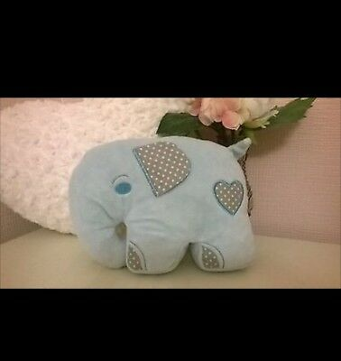 Baby Elephant Cushion - Pink or Blue. Perfect gift 💙💗