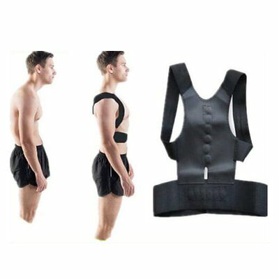 Chest Support Belt Back Shoulder Posture Corrector Therapy Humpback Brace Vest
