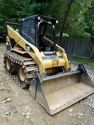 Caterpillar 262 Skidsteer
