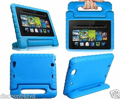 Kids Shockproof iPad Case Cover EVA Foam Stand For Apple iPad Mini 1 2 3 Air 2