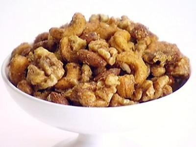 Curried mixed Nuts - 150g