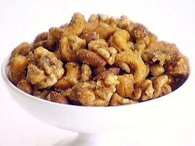 Curried mixed Nuts
