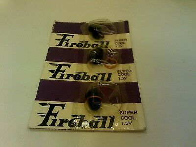 model aircraft engines Fireball glow plugs. super cool