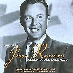 Jim Reeves / The Only Jim Reeves Album **NEW** CD