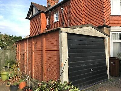Concrete Sectional Garage- BUYER TO DISMANTLE-