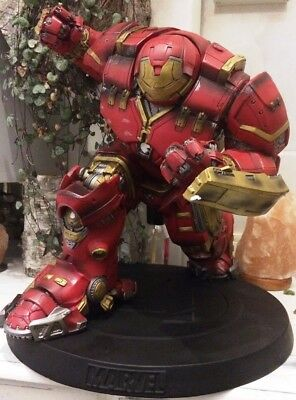 MARVEL MOVIE COLLECTION Hulkbuster Armour Figurine 37cm Mega Eaglemoss Limited