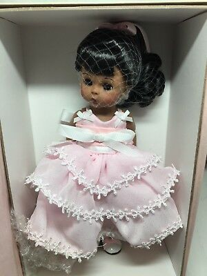 "Madame Alexander 8"" Happy Birthday Doll Black/Brown #35927"