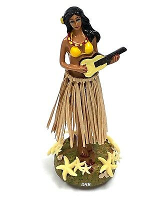 Tropical Dancing Hula Girl Air Freshener Pina Colada - Brand New Design