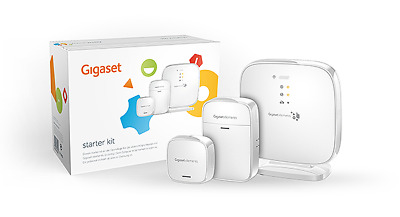 Gigaset Elements Safety Starter Kit - Alarmsystem Smart Home - OVP, NEU