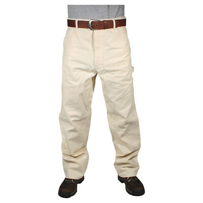 Rugged Blue Natural Painters Pants