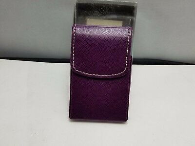Pierre Belvedere Fashion Executive Business Card Case
