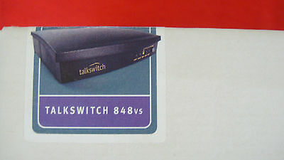 TalkSwitch 848 vs VoiP 7.11.  +   HOLIDAY BONUS   +   30 Days WARRANTY  LQQK !!!