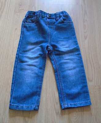 Boys Blue Jeans Age 2-3 Years