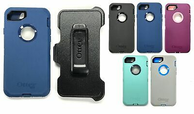 Genuine OtterBox Defender Series Case & Clip Holster iPhone 7 / 8
