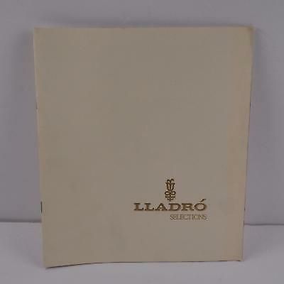 Lladro Selections catalog - undated, late 80's