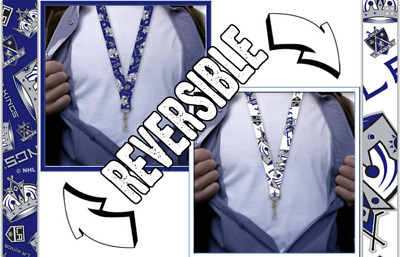 Los Angeles Kings Lanyard, Reversible