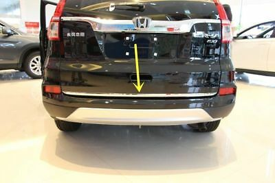 Honda CR-V Chrom Leiste Heckleiste TUNING NEU